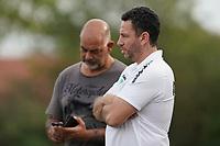 Trainer Frank Hauf (TSG Worfelden) - 06.09.2020: Spiel der Woche - TSG Worfelden vs. SG DJK Eintracht Rüsselsheim, B-Liga