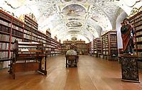 MAR 2 Prague - Strahov Monastery & Library
