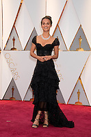 www.acepixs.com<br /> <br /> February 26 2017, Hollywood CA<br /> <br /> Alicia Vikander arriving at the 89th Annual Academy Awards at Hollywood &amp; Highland Center on February 26, 2017 in Hollywood, California.<br /> <br /> By Line: Z17/ACE Pictures<br /> <br /> <br /> ACE Pictures Inc<br /> Tel: 6467670430<br /> Email: info@acepixs.com<br /> www.acepixs.com