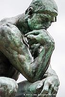 France Travel Day 2 - Paris Rodin Sculpture Museum Photography