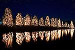 McAdenville NC - Christmas Town USA