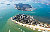 BNPS.co.uk (01202 558833)<br /> <br /> <br /> Sandbanks in Poole, Dorset<br /> <br /> A home that is owned by a millionaire businessman on the exclusive peninsula of Sandbanks has become an Airbnb 'party house', according to irate neighbours.<br /> <br /> Ocean Heights in Dorset is believed to be worth a whopping £1.3m and is offered for let to groups of up to 16 for £750 a night.<br /> <br /> Wealthy residents in the area say guests have included 'raucous' hen and stag parties, with  revelers in hot tubs and on balconies until 2am.<br /> <br /> The semi-detached property is owned by Maximillian De Kment, a former professional rugby player and chief executive of estate agents Saxe Coburg and Lovett International.