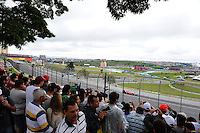 F1 GP of Brazil, Sao Paulo - Interlagos 05.- 07. Nov. 2010.Timo Glock (GER), Virgin Racing ...Picture: Hasan Bratic/Universal News And Sport (Europe) 6 November 2010.
