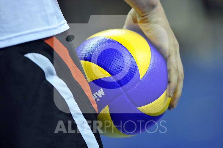 30.06.2010, Max Schmeling Halle, Berlin, GER, FIVB World League 2010, Deutschland ( GER ) vs. Argentinien ( ARG ), im Bild Feature Volleyball. Foto © nph / Kurth