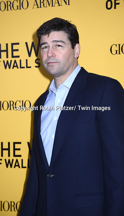"Kyle Chandler attends the US Premiere of ""The Wolf of Wall Street"" at the Ziegfeld Theatre in New York City on December 17, 2013."