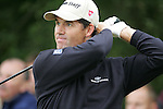 Padraig Harrington drives off on the 6th hole during the 3rd round of the BMW PGA Championship at Wentworth Club, Surrey, England 26th may 2007 (Photo by Eoin Clarke/NEWSFILE)