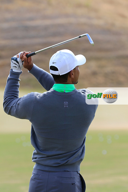 \{prsn}\ during Tuesday's Practice Day of the 2015 U.S. Open 115th National Championship held at Chambers Bay, Seattle, Washington, USA. 6/16/2015.<br /> Picture &copy; Golffile/Eoin Clarke
