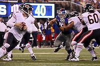 24.08.2012: New York Giants vs. Chicago Bears