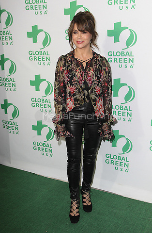 Hollywood, CA - February 22: Paula Abdul, At 14th Annual Global Green Pre Oscar Party, At TAO Hollywood In California on February 22, 2017. Credit: Faye Sadou/MediaPunch