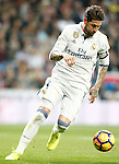 Real Madrid's Sergio Ramos during La Liga match. March 1,2017. (ALTERPHOTOS/Acero)