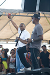 Black Star Performs at the 8th Annual Rock The Bells Held on Governors Island, NY  9/3/11