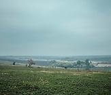 Landschaft bei Awdijika./ landscape near Awdijiwka