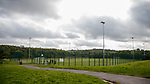 26.08.2019 Hillwood Community Trust football pitches at Priesthill, Glasgow