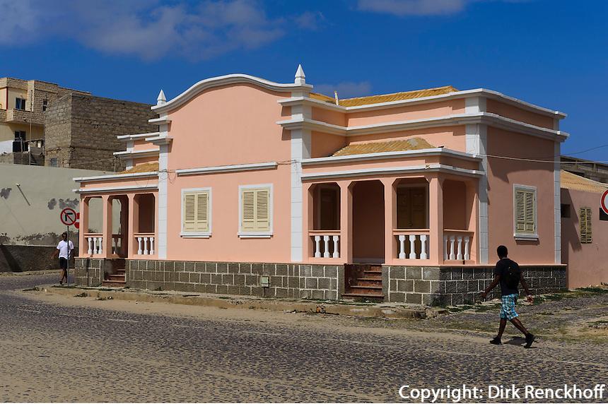 ex Centro de Saude, Boa Vista, Kapverden, Afrika