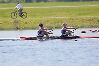 Race: 28  Event: WJ14 2x  Time Trial<br /> <br /> Junior Sculling Regatta 2018<br /> <br /> To purchase this photo, or to see pricing information for Prints and Downloads, click the blue 'Add to Cart' button at the top-right of the page.