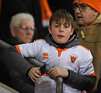 Fans<br /> <br /> Photographer Dave Howarth/CameraSport<br /> <br /> The EFL Sky Bet League One - Blackpool v Doncaster Rovers - Tuesday 12th March 2019 - Bloomfield Road - Blackpool<br /> <br /> World Copyright &copy; 2019 CameraSport. All rights reserved. 43 Linden Ave. Countesthorpe. Leicester. England. LE8 5PG - Tel: +44 (0) 116 277 4147 - admin@camerasport.com - www.camerasport.com