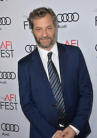 LOS ANGELES, CA. November 11, 2016: Director Judd Apatow at premiere of &quot;The Comedian&quot;, part of the AFI Fest 2016, at the Egyptian Theatre, Hollywood.<br /> Picture: Paul Smith/Featureflash/SilverHub 0208 004 5359/ 07711 972644 Editors@silverhubmedia.com