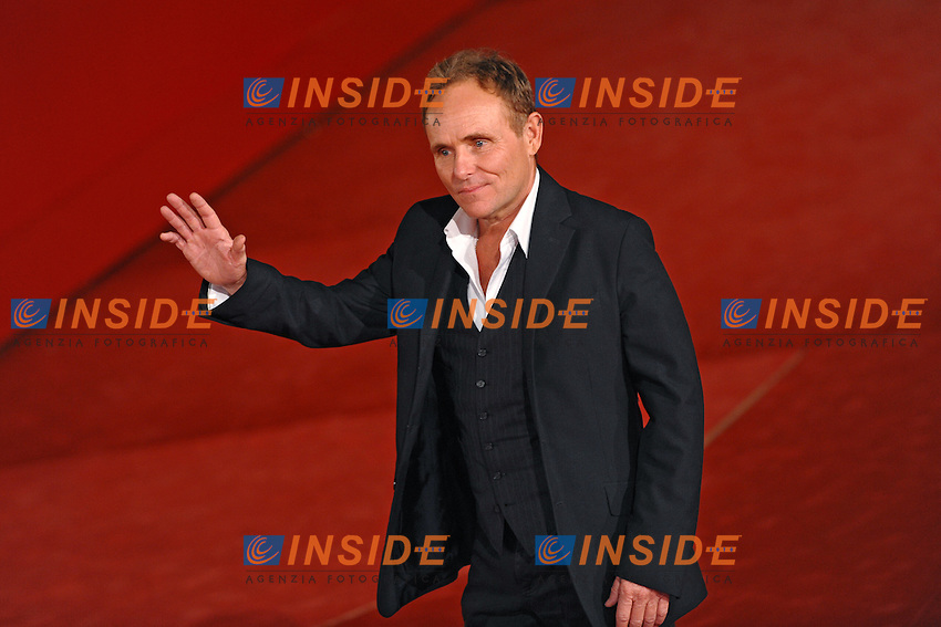 Robert Knott<br /> Third edition of the Rome International film festival<br /> Roma 25/10/2008 <br /> Red Carpet  'Appaloosa&quot;<br /> Photo Andrea Staccioli Insidefoto