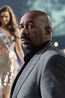 LAS VEGAS, NV - NOVEMBER 26: Steve Harvey at the rehearsal for the 66th Miss Universe Pageant at The AXS at Planet Hollywood in Las Vegas, Nevada on November 26, 2017. Credit: Damairs Carter/MediaPunch /NortePhoto NORTEPHOTOMEXICO