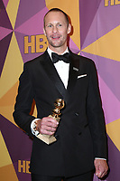 BEVERLY HILLS, CA - JANUARY 7: Alexander Skarsgard at the HBO Golden Globes After Party at the Beverly Hilton in Beverly Hills, California on January 7, 2018. <br /> CAP/MPI/FS<br /> &copy;FS/MPI/Capital Pictures