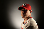 VIERA, FL - FEBRUARY 13:  Craig Stammen of the Washington Nationals poses for a portrait at Space Coast Stadium on February 13, 2014 in Viera, Florida.  (Photo by Donald Miralle)
