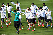 2017 German Mens Football team before England International Nov 8th
