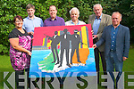 Kenmare is gearing up for a festival with a difference celebrating the towns links to New York in their inaugural 'Gangs of New York' festival. <br /> L-R Mary O'Neill, John O'Sullivan, Jerry O'Sullivan (chairman), Terry Doherty, Michael Connor Scarteen and Joe Thoma.