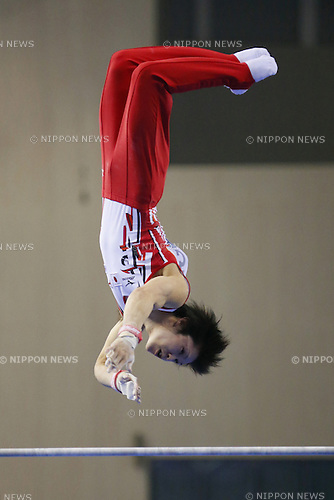 Kohei Uchimura (JPN), OCTOBER 7, 2014 - Artistic Gymnastics : 2014 World Artistic Gymnastics Championships <br /> Men's Team Final at the Guangxi Gymnasium in Nanning, China. (Photo by Yusuke Nakanishi/AFLO SPORT)