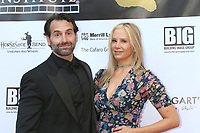 LOS ANGELES - SEP 28:  Kevin Makely, Mira Sorvino at the 2019 Catalina Film Festival - Saturday at the Catalina Bay on September 28, 2019 in Avalon, CA