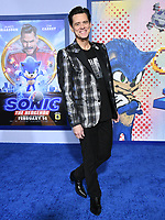 """Sonic the Hedgehog"" Los Angeles Premiere"