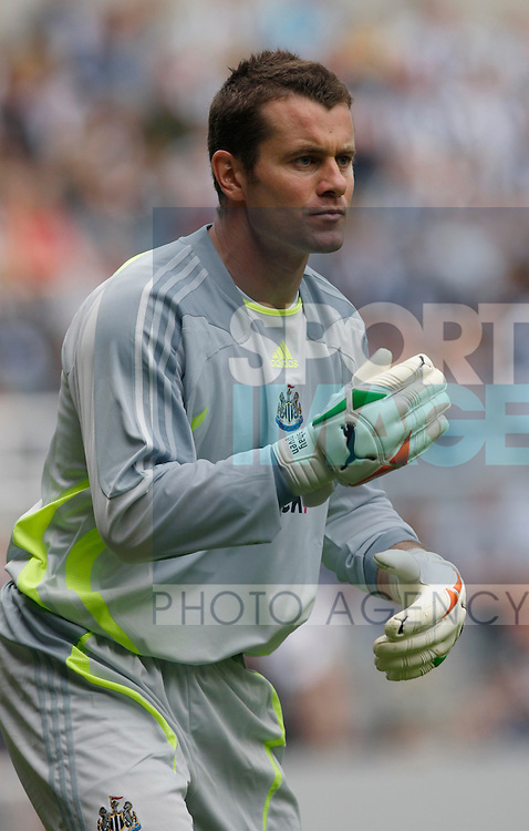 Newcastle's Shay Given.Pic SPORTIMAGE/Simon Bellis..Pre-Season Friendly..Newcastle United v Juventus..29th July, 2007..--------------------..Sportimage +44 7980659747..admin@sportimage.co.uk..http://www.sportimage.co.uk/