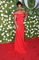 www.acepixs.com<br /> June 11, 2017  New York City<br /> <br /> Michelle Wilson attending the 71st Annual Tony Awards arrivals on June 11, 2017 in New York City.<br /> <br /> Credit: Kristin Callahan/ACE Pictures<br /> <br /> <br /> Tel: 646 769 0430<br /> Email: info@acepixs.com