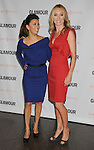LOS ANGELES, CA - OCTOBER 24: Eva Longoria and Victoria Smurfit attend the Glamour Reel Moments at DGA Theater on October 24, 2011 in Los Angeles, California.