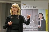 Amy Cuddy Talk at BNYM 11th February 2016