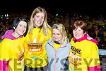 Laura O'Shea, Denise Casey, Triona Murray and Caterine O'Shea Millstreet at Nathans Walk Darkness into Light walk on Saturday morning