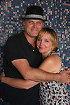 Robert Newman and wife Britt - Final Meet and Greet - Day 5 - Wednesday August 4, 2010 - So Long Springfield at Sea on the Carnival's Glory (Photos by Sue Coflin/Max Photos)