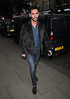 LONDON, ENGLAND - SEPTEMBER 10: Jean-Bernard Fernandez-Versini at the h Club (formerly The Hospital Club) h100 Awards 2019, h Club, Endell Street on Tuesday 10 September 2019 in London, England, UK. <br /> CAP/CAN<br /> ©CAN/Capital Pictures