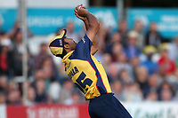 Ravi Bopara of Essex takes a catch to dismiss Ed Byrom during Essex Eagles vs Somerset, Vitality Blast T20 Cricket at The Cloudfm County Ground on 7th August 2019