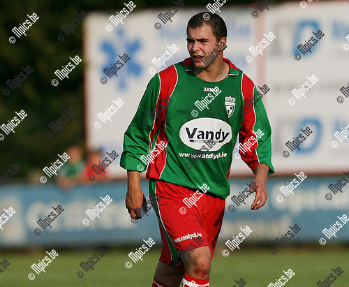2010-05-28 / Voetbal / seizoen 2010-2011 / KFC Houtvenne / Dieter Geerens..Foto: mpics
