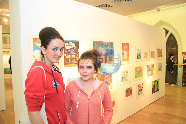 At the Highlanes were Cara Farrell-Lyn and Ciara Duffy..Picture: Shane Maguire / www.newsfile.ie.