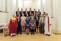 2016 Sept 21 Matriculation Eucharist - Berkeley Divinity School at Yale