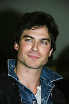 Vampire Diaries star Ian Somerhalder on January 30, 2010 during the Hot Topic Tour at the Westfield Garden State Plaza, Paramus, New Jersey where they signed autographs and held a Q & A session for a huge number of fans. (Photo by Sue Coflin/Max Photos)
