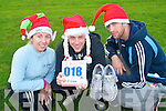 The annual Jingle run in Killorglin takes place on November 27th and this year's chosen beneficiary is the Kerry Hospice Foundation. .L-R Anne Fitzgerald, Brian Daly and Leonard Sullivan.