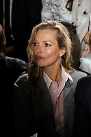 Kate Moss in the front row<br /> Dior Homme show, Front Row, Pre Fall 2019, Tokyo, Japan - 30 Nov 2018<br /> CAP/SAT<br /> &copy;Satomi Kokubun/Capital Pictures