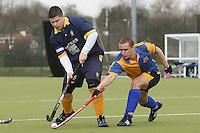 Upminster HC 3rd XI vs Romford HC 12-02-11