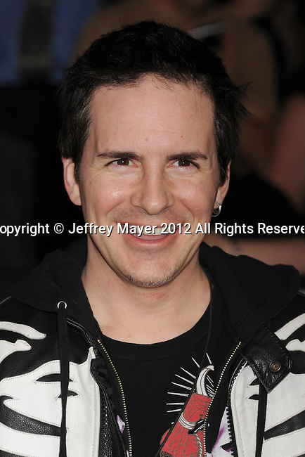 LOS ANGELES, CA - FEBRUARY 22: Hal Sparks attends the 'John Carter' Los Angeles premiere held at the Regal Cinemas L.A. Live on February 22, 2012 in Los Angeles, California.