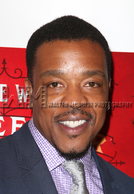 Russell Hornsby.attending the Broadway Opening Night Performance of 'A Streetcar Named Desire' at the Broadhurst Theatre on 4/22/2012 in New York City.