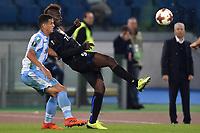 Mario Balotelli Nice <br /> Roma 02-11-2017 Stadio Olimpico Uefa Europa League 2017/2018 Lazio - Nizza / Lazio - Nice Foto Andrea Staccioli / Insidefoto