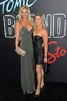 Heidi Moneymaker &amp; Lisa Paul-Newman at the premiere for &quot;Atomic Blonde&quot; at The Theatre at Ace Hotel, Los Angeles, USA 24 July  2017<br /> Picture: Paul Smith/Featureflash/SilverHub 0208 004 5359 sales@silverhubmedia.com