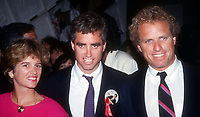 Kerry Michael & Joe Kennedy 1992<br /> Photo By John Barrett/PHOTOlink.net